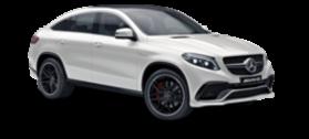 Mercedes-Benz GLE купе AMG