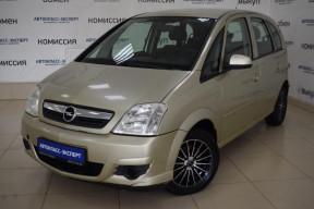 Opel Meriva 1.6 Twinport Easytronic (105 л. с.)