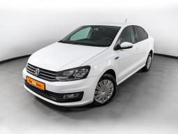 Volkswagen Polo 1.6 MPI MT (110 л. с.) Comfortline