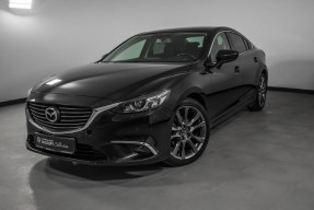 Mazda 6 2.5 SKYACTIV-G AT (192 л. с.) Active