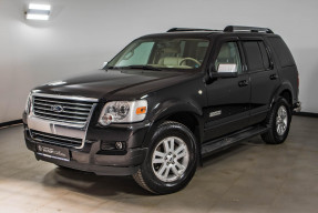 Ford Explorer 4.0 AT (212 л.с.) 4WD