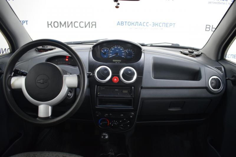 Chevrolet Spark 0.8 MT (52 л. с.)