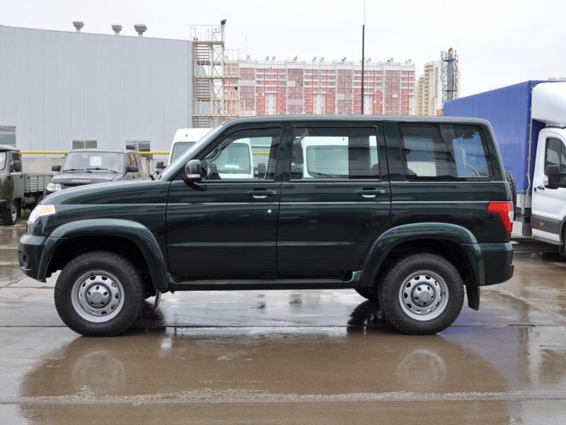 УАЗ Patriot 2.7 MT (150 л.с.) 4х4 Оптимум 285-03