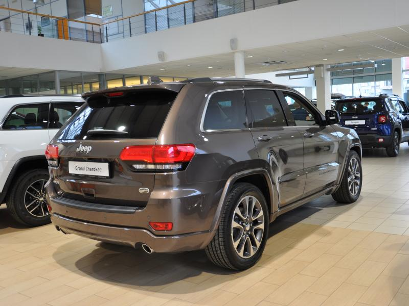 Jeep GRAND CHEROKEE 3.6 AT AWD (286 л. с.) Overland