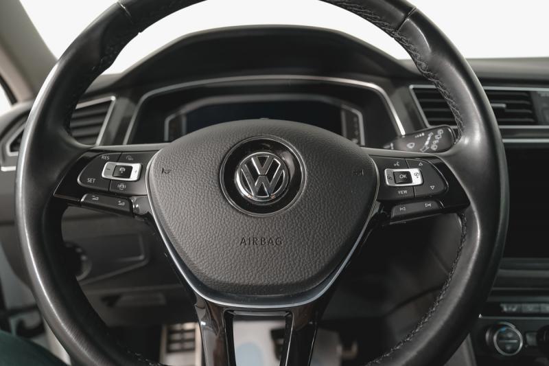 Volkswagen Tiguan 1.4 TSI 4Motion DSG (150 л.с.) 4WD OFFROAD
