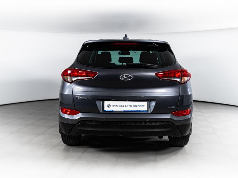Hyundai Tucson 2.0(149) MPi - 6AT - 4WD Comfort