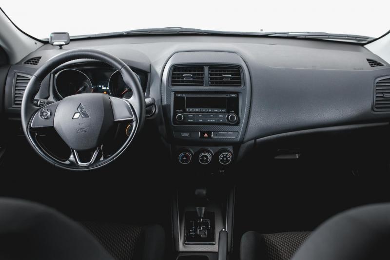 Mitsubishi ASX 2.0 CVT 4WD (150 л. с.)