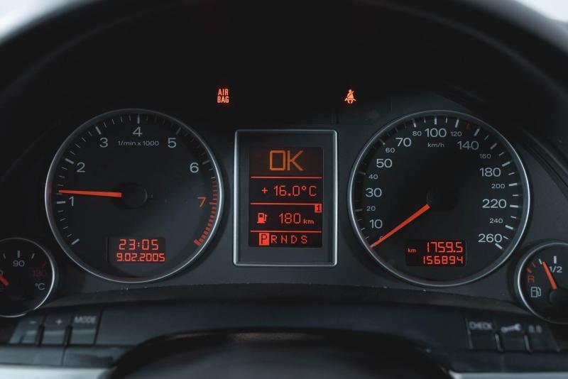 Audi A4 1.8 T multitronic (163 л. с.)