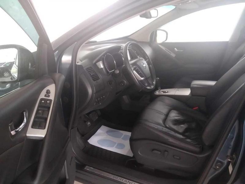 Nissan Murano 3.5 Xtronic (249 л. с.)