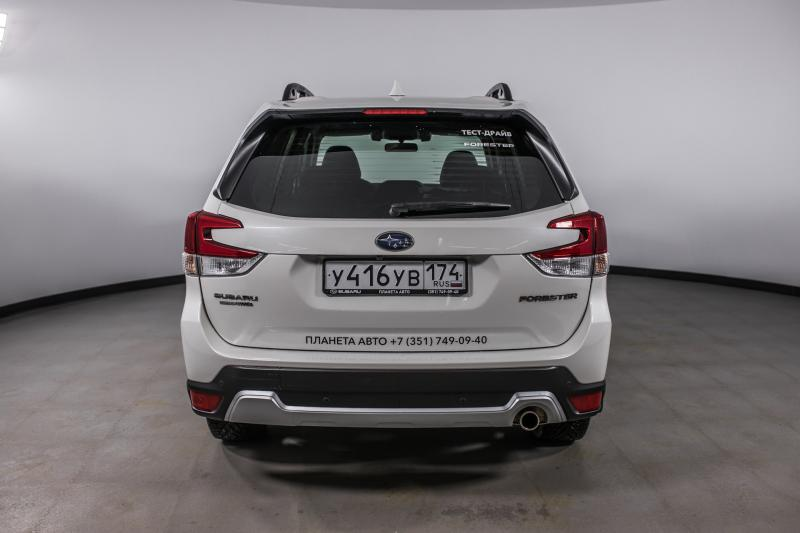 Subaru Forester New 2.5i-S AWD CVT (185 л. с.) Premium ES