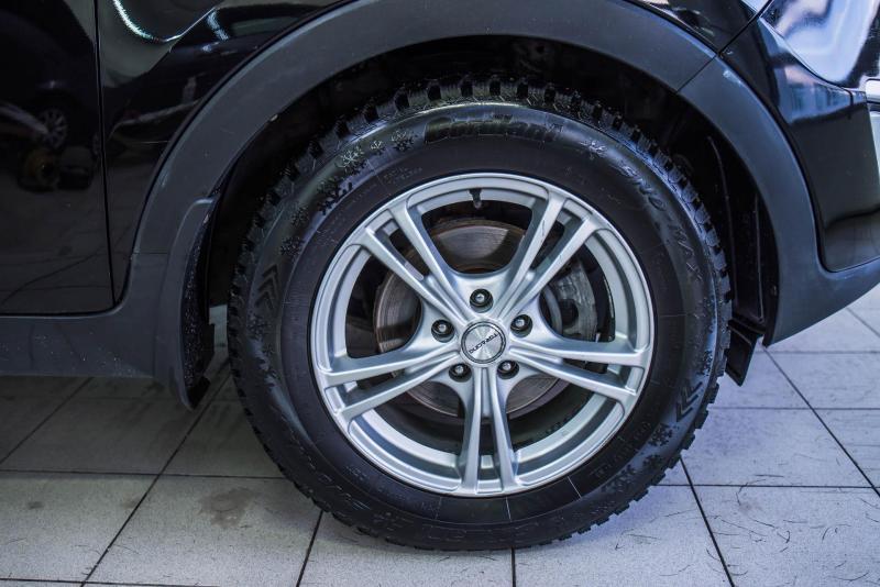 Kia Sportage 2.0 AT 4WD (150 л. с.)