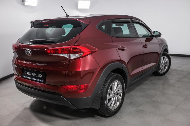 Hyundai Tucson 2.0(149) MPi - 6AT - 2WD Comfort