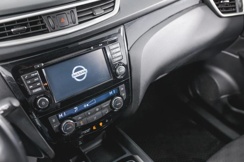 Nissan Qashqai 2.0 MT (144 л. с.) SE+