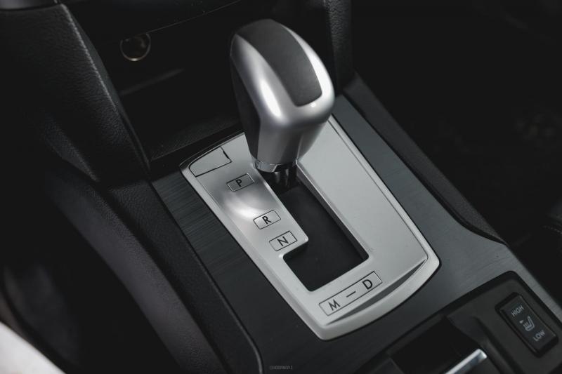 Subaru Outback 2.5 CVT AWD (167 л. с.)