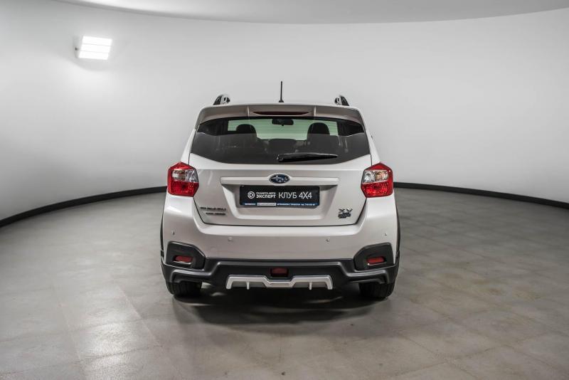 Subaru XV 2.0 CVT AWD (150 л. с.)