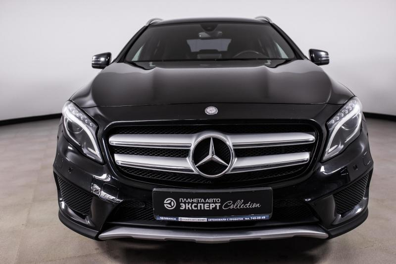 Mercedes-Benz GLA GLA 250 7G-DCT 4Matic (211 л. с.) Особая серия