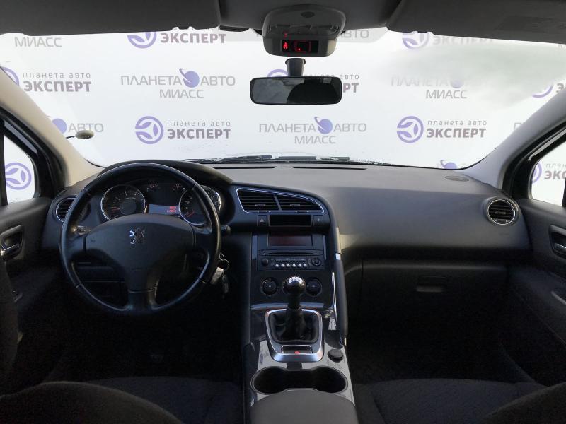 Peugeot 3008 1.6 VTi MT (120 л. с.)