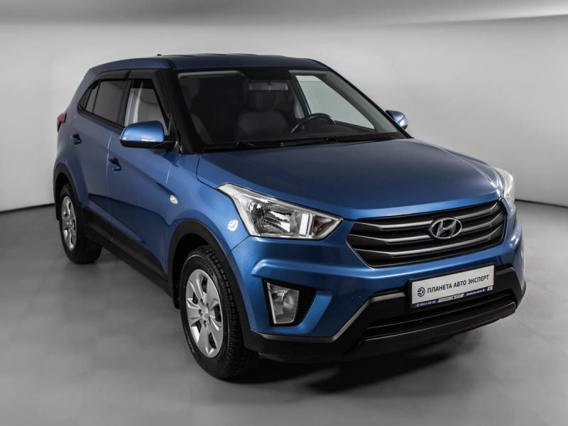 Hyundai Creta 1.6 AT 2WD (123 л. с.)