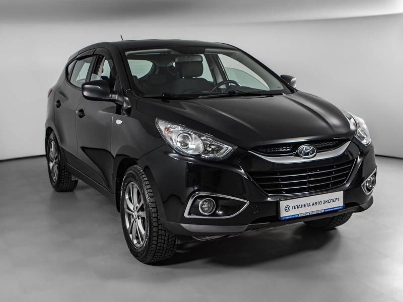 Hyundai ix35 2.0 MT 4WD (150 л. с.)