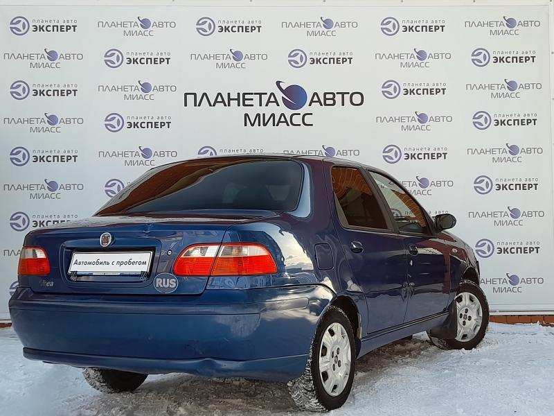 Fiat Albea 1.4 MT (77 л. с.)