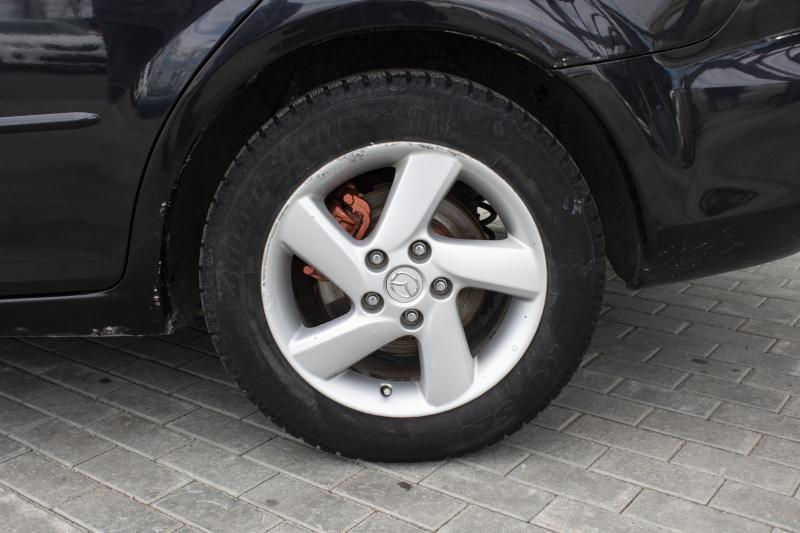 Mazda 6 2.0 MT (141 л. с.)