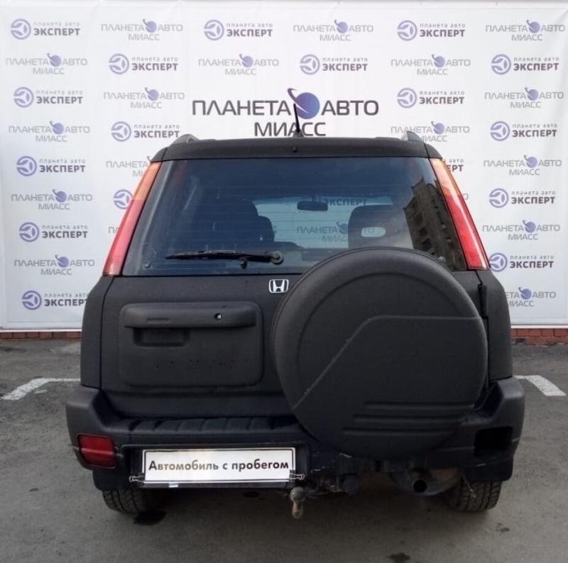 Honda CR-V 2.0 MT 4WD (147 л. с.)