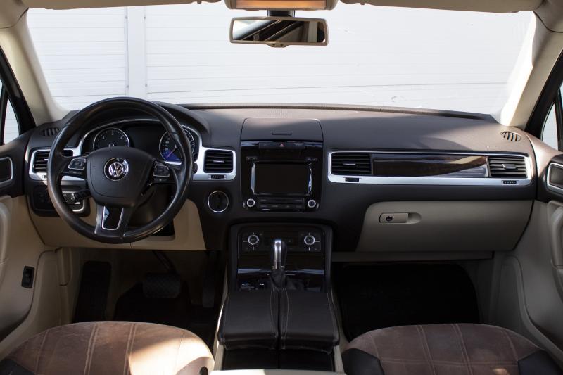 Volkswagen Touareg 3.0 TDI Tiptronic 4Motion (245 л. с.)