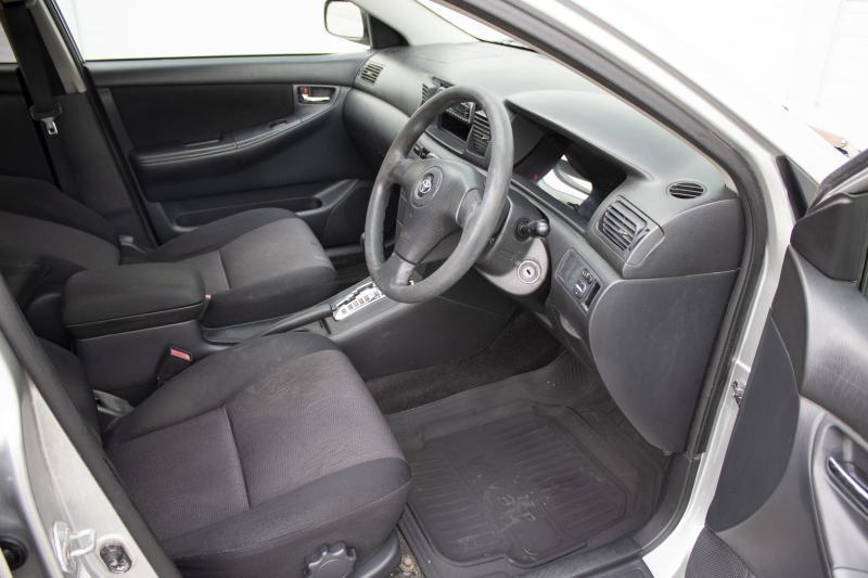 Toyota Corolla Fielder 1.8 AT (136л.с.)