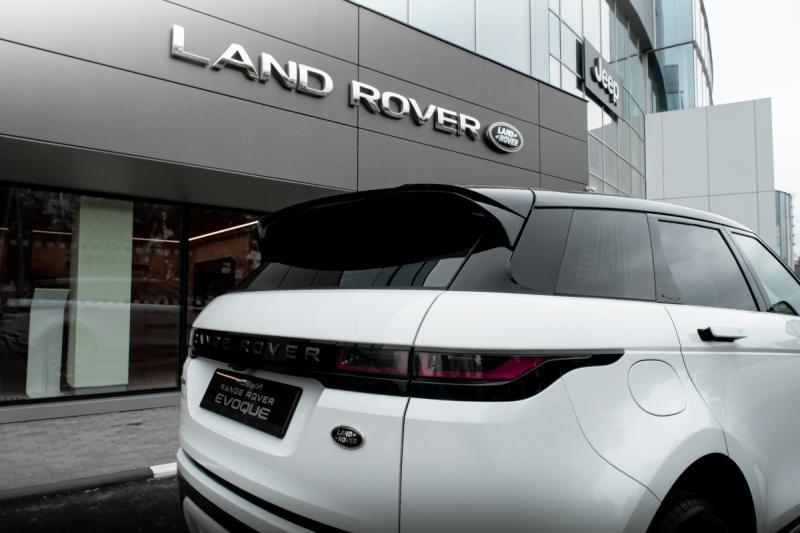 Land Rover Range Rover Evoque 2.0 (150 л.с.) дизель, АКПП, полный привод (4WD)