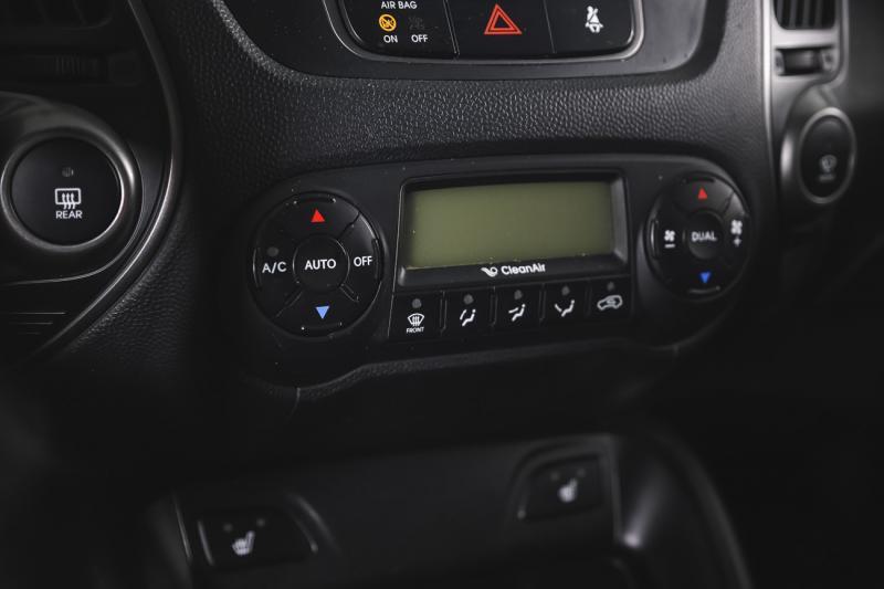 Hyundai ix35 2.0 AT 2WD (150 л. с.)