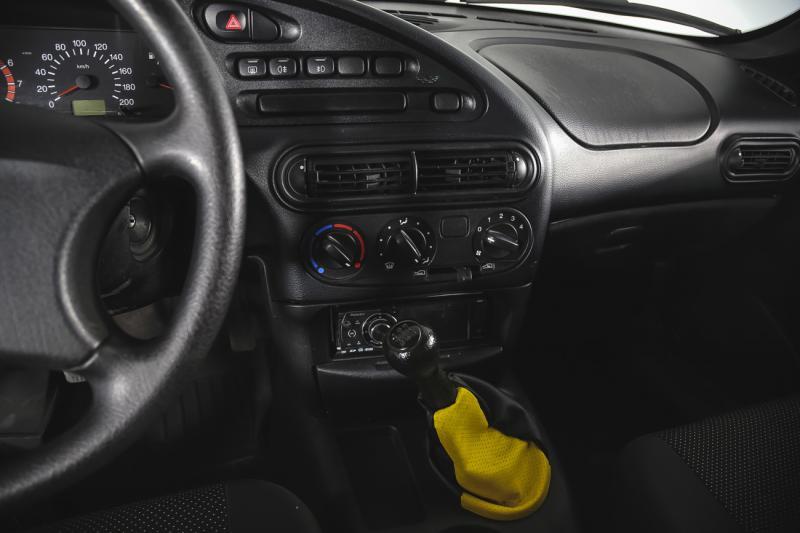 Chevrolet Niva 1.7 MT (80л.с.) 4WD