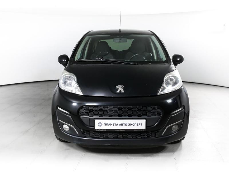 Peugeot 107 1.0 MT (68 л. с.)
