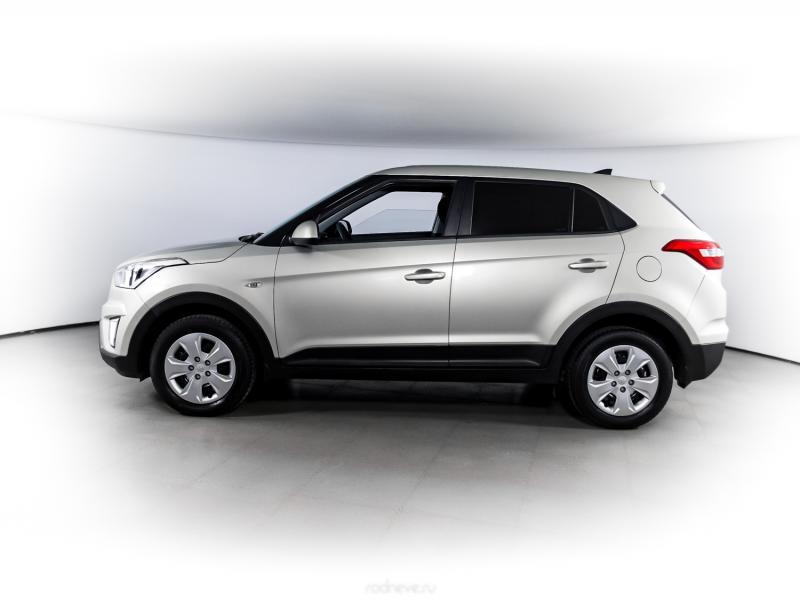 Hyundai Creta 1.6 MT 2WD (123 л. с.) Active