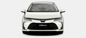 Toyota Corolla 1.6 CVT (122 л. с.) Комфорт (CVT) 07 Тойота Центр Бишкек Бишкек