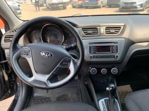 Kia Rio 1.6 AT (123 л. с.) Comfort Аудио Вист-Моторс Москва