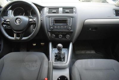 Volkswagen Jetta 1.4 TSI MT (125 л. с.) Comfortline