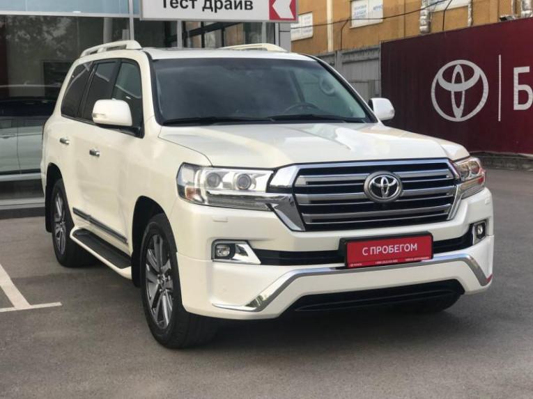 Toyota Land Cruiser 4.6 AT (309 л. с.) Люкс MY Тойота Центр Бишкек Бишкек