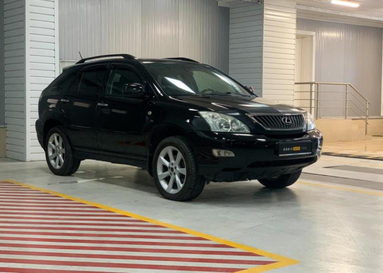Lexus 350 3.5 AT (276л.с.) ORBIS AUTO г. Алматы